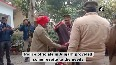 Watch Aligarh police distributes quilts among needy.mp4