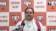 JP Nadda strongly condemns act of vandalism of Maharaja Ranjit Singh s statue in Pakistan
