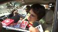 Really happy for Maharashtra and Haryana Priyanka Gandhi on election trends