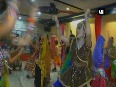 WATCH: Young children play garba with roller skates