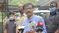 Sushant death case If CBI inquiry not being trusted, then were speechless, says Sanjay Raut.mp4