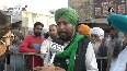 Farmers protest enters 15th day at Singhu border.mp4