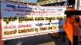 Fishermen take out protest march in Udupi