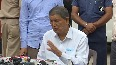 Requested Punjab CM to meet Governor over farm laws issue Harish Rawat