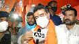 TMC will receive less than NOTA votes in other states Suvendu Adhikari