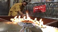 Devotees offer prayers from outside Meerut s Augarnath Temple on Sawan Somwar.mp4