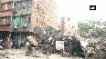Four-storey commercial building collapses in New Delhi s Karol Bagh