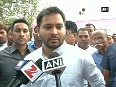 tejaswi yadav video