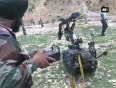 Indian army launches  mission humsafar  to cleanup unexploded bomb shells in kashmir