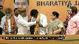 Former Puducherry minister P Kannan joins BJP