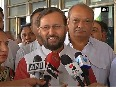 CBSE results will be declared on time, assures Education Minister Javadekar