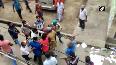Watch: Clash between BJP, TMC workers in East Bardhaman
