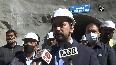 Anurag Thakur reviews construction work of Zojila Pass tunnel in JandK