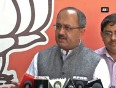 Bjp blames tmc for turning west bengal into safe haven for militants