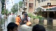 Watch NDRF, SDRF rescue patients from hospital in flood-affected Patna