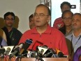 Black money case jaitley says govt not reluctant to reveal names