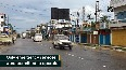 Agartala turns into ghost town during 24-hour lockdown.mp4