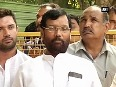 Seat sharing in Bihar to be decided soon Sonia was insulted at Swabhimaan Rally Paswan