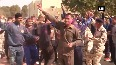 Watch ITBP personnel celebrate 'Holi'