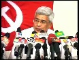 CPI M keen on formation of non BJP and non Congress Govt