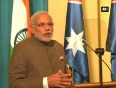 Asia pacific looks forward to working with australia modi to business leaders in melbourne