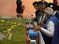 Watch: PM Modi, Shinzo Abe inspect model of bullet train
