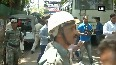 Bharat Bandh: Scuffle breaks out between protesters & police