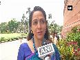 Vice-Presidential polls 2017 Rekha, Hema Malini, Sachin Tendulkar among other MPs cast their votes