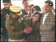 Martyred colonel mn rai accorded wreath laying ceremony in delhi