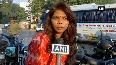 Hyderabadi women begin bike rally to promote Bathukamma festival, women empowerment