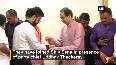 NCP MLA Dilip Sopal, former Congress MLA Dileep Mane join Shiv Sena in Mumbai