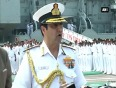 Naval chief lauds indian navy for rescue operation in yemen