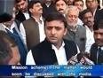Akhilesh expands cabinet  inducts tainted minister