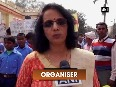 UP Polls Specially abled people hold Voter Awareness Rally