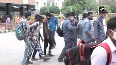 Tired of lockdown extension, migrants in Delhi head to home