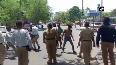 Cop thrashed for ensuring lockdown in Aurangabad