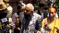 WB polls Governor Jagdeep Dhankhar, his wife cast their votes