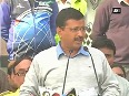 Kejriwal urges people to cooperate with Odd-Even Formula