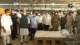 Amit Shah, Kejriwal inspect country's largest COVID care centre