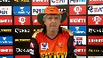 IPL 2020 Will work on negative aspects to bounce back, says SRH head coach.mp4