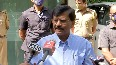 Despite political differences were cordial Sanjay Raut on meeting with Ashish Shelar