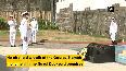 1971 Indo-Pak war victory torch reaches Naval Dockyard in Mumbai