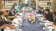 EAM Sushma Swaraj attends joint commission meeting