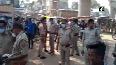 Protest erupts in Hathras over gang-rape.mp4