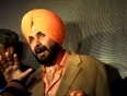 Sidhu launches website to connect with fans
