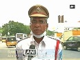 Traffic cop in Hyderabad provides needy riders with petrol