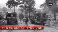 Naxals set trucks ablaze in Dantewada