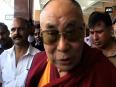 Dalai lama in dharamsala terms israel gaza violence unthinkable  sad