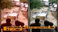 Watch: Shops washed away in MP's Neemuch