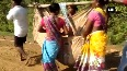 Pregnant woman carried for 6 km to hospital in APs Vishakhapatnam